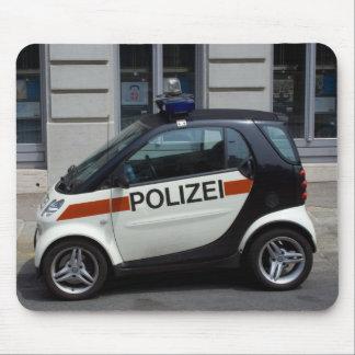 smart Police Car Mouse Mat