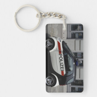 Smart Polizei Auto Key Ring