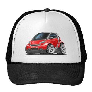 Smart Red Car Cap