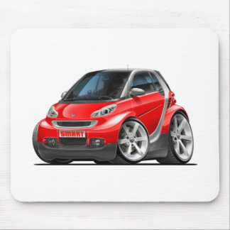 Smart Red Car Mouse Mat