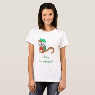 Smart Squirrel T-Shirt