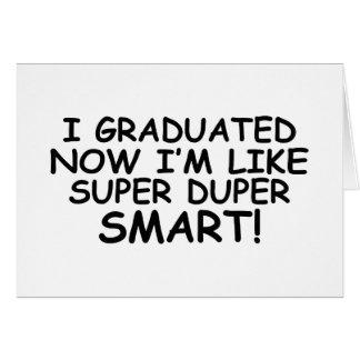 Smart & Stuff Graduation Cards