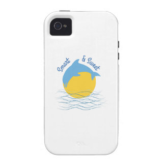 Smart & Sweet iPhone 4/4S Cover