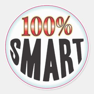 Smart Tag Round Sticker