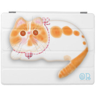 Smartcover for ipad 2/3/4 exotic cat by ORDesigns iPad Cover