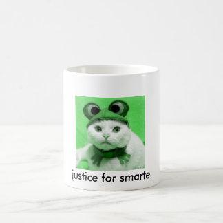 Smartekatten Krus til kakao eller brus Coffee Mug