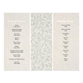 SmartElegance SeaSpray Wedding Collection Flyer Design
