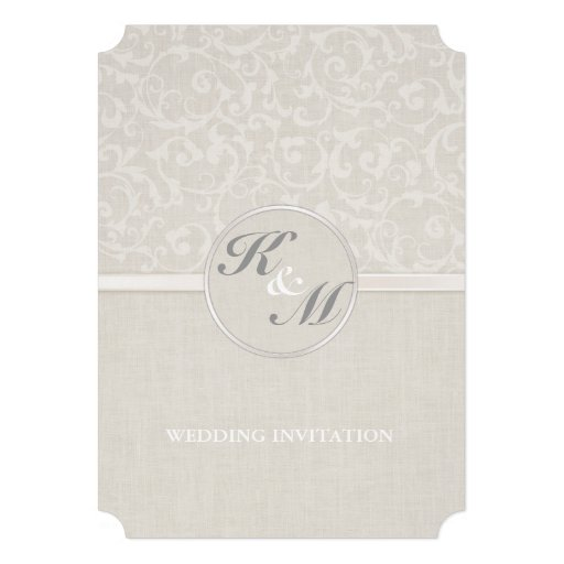 SmartElegance Wedding Invitation (parents invite)