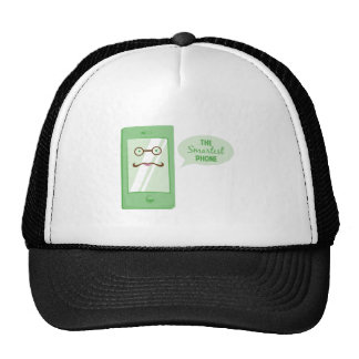 Smartest Phone Trucker Hat