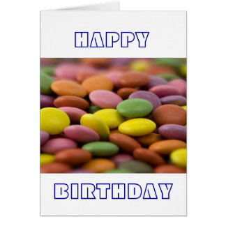 Smarties Greeting Card