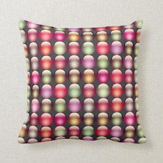 Smarties pink American MoJo Pillow Throw Cushions