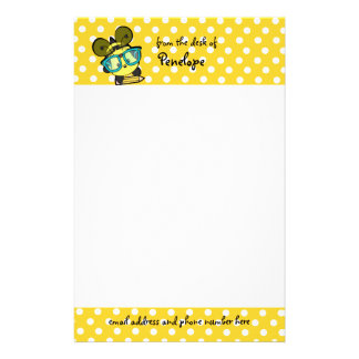 Smarty Bee Stationery Paper