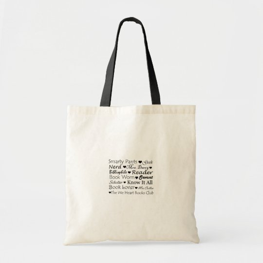 Smarty Pants Grocery Bag
