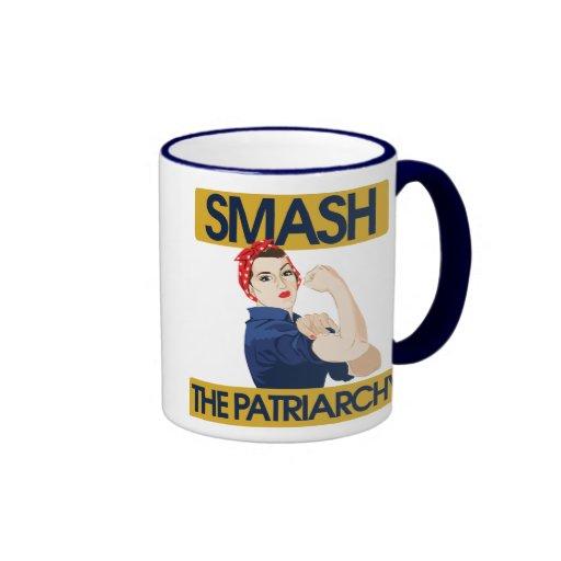 Smash the Patriarchy Mug