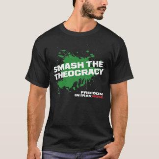 Smash the Theocracy T-Shirt