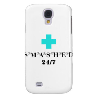 Smashed 24X7 Galaxy S4 Case