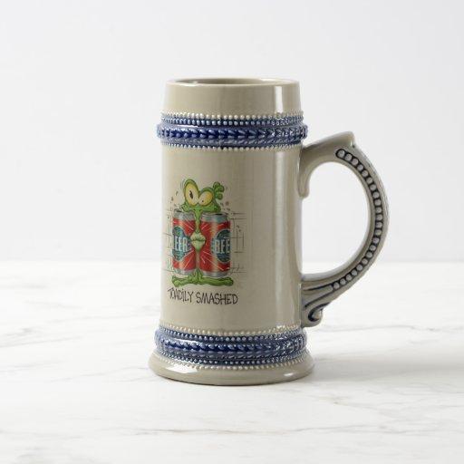 Smashed Gift Mug