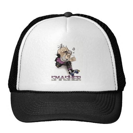 SmasHER Mesh Hat