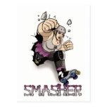 SmasHER Postcard