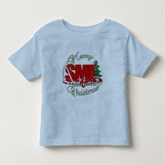 SME CHRISTMAS Subject Matter Expert T-shirts