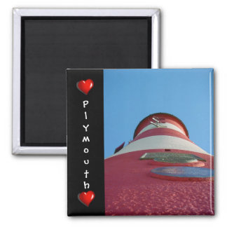 Smeaton s Tower Plymouth Hoe Fridge Magnet