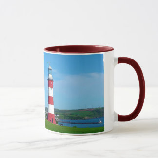 Smeaton's Tower, Plymouth Hoe Mug