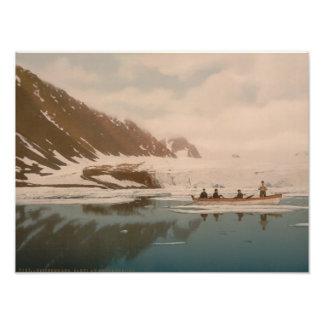 Smeerenburg I, Svalbard, Norway Photo Print