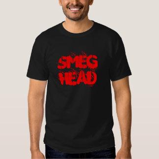 Smeg Head T Shirt
