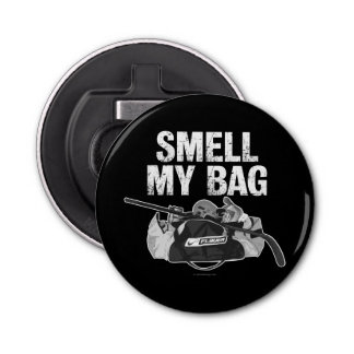 Smell My Bag (Hockey Stench) Bottle Opener