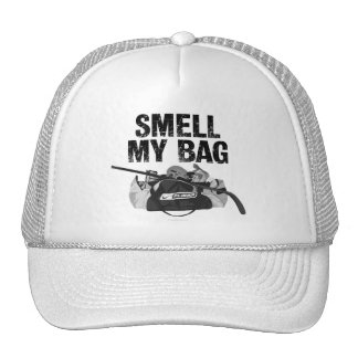 Smell My Bag (Hockey Stench) Cap