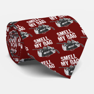 Smell My Bag (Hockey Stench) Tie