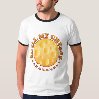 Smell My Cheese Brown Tee Shirt