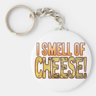 Smell Of Blue Cheese Key Ring