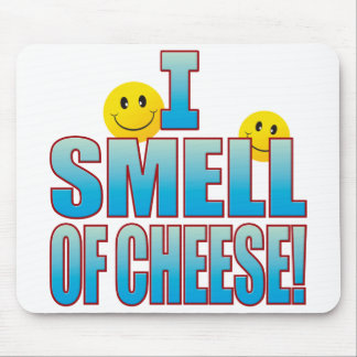 Smell Of Cheese Life B Mouse Mat