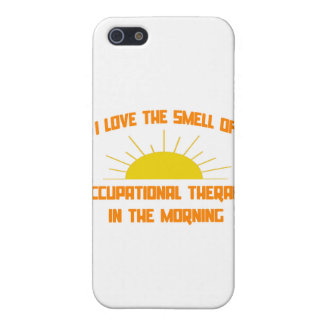 Smell of Occupational Therapy in the Morning Cover For iPhone 5