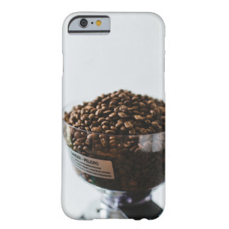 Smell the coffee barely there iPhone 6 case