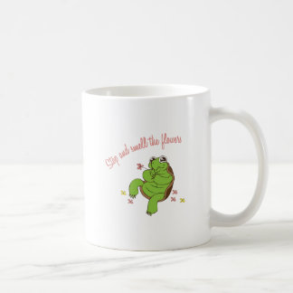 Smell the Flowers Mugs