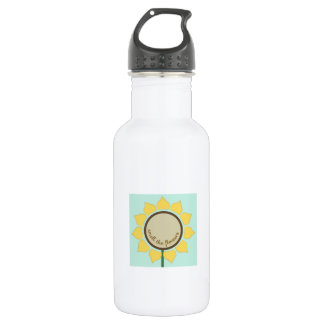 Smell The Flowers 532 Ml Water Bottle