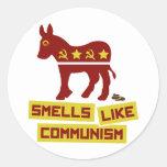 Smells Like Communism Sticker