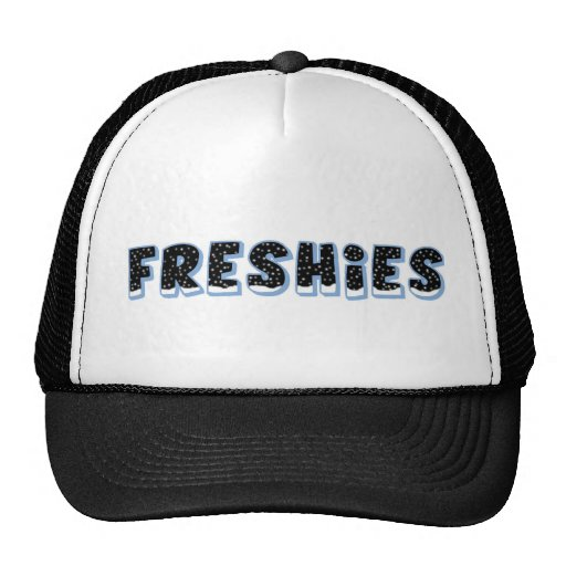 Smells Like Snow! Freshies Hat