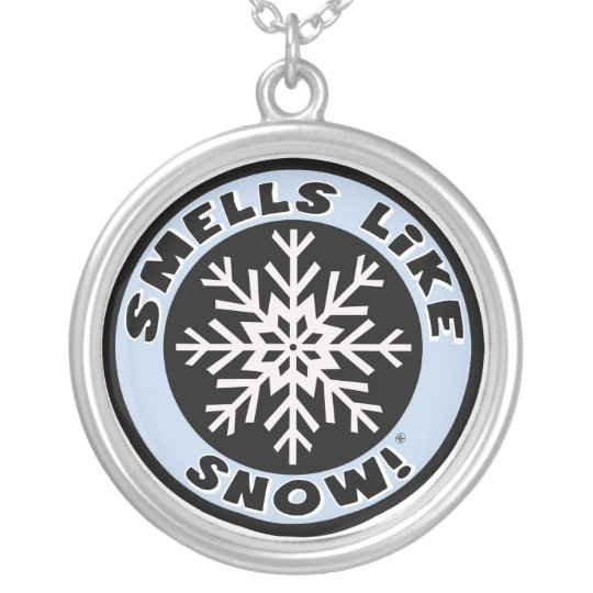 Smells Like Snow! Necklace