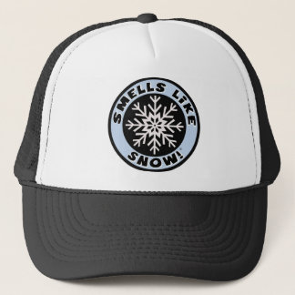 Smells Like Snow! Trucker Hat