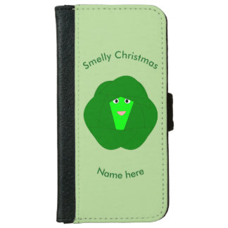 Smelly Christmas Brussels Sprout Phone Case