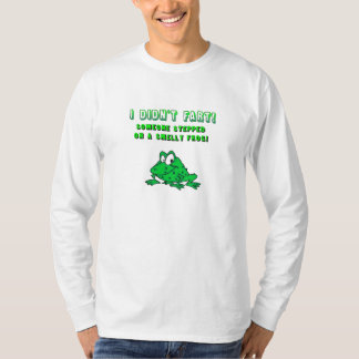 Smelly Frog T-Shirt