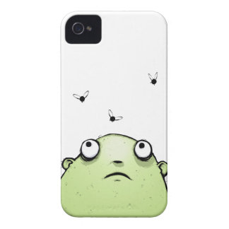 Smelly Green Man On My iPhone Case