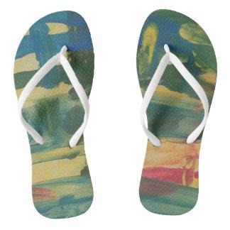 Smeraldo  Gallery Flip Flops