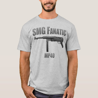 SMG Fanatic MP40 T-Shirt