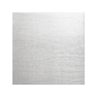 SMGG SILVER METALLIC GREY GRAY BACKGROUNDS WALLPAP STRETCHED CANVAS PRINTS