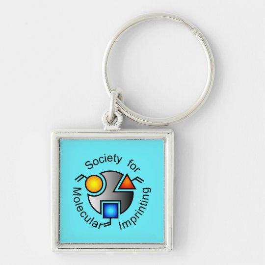 SMI keychain blue