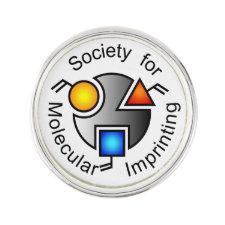 SMI logo lapel pin
